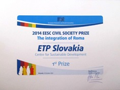 EESC Civil Society Prize